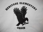 Heritage Choir Shirt